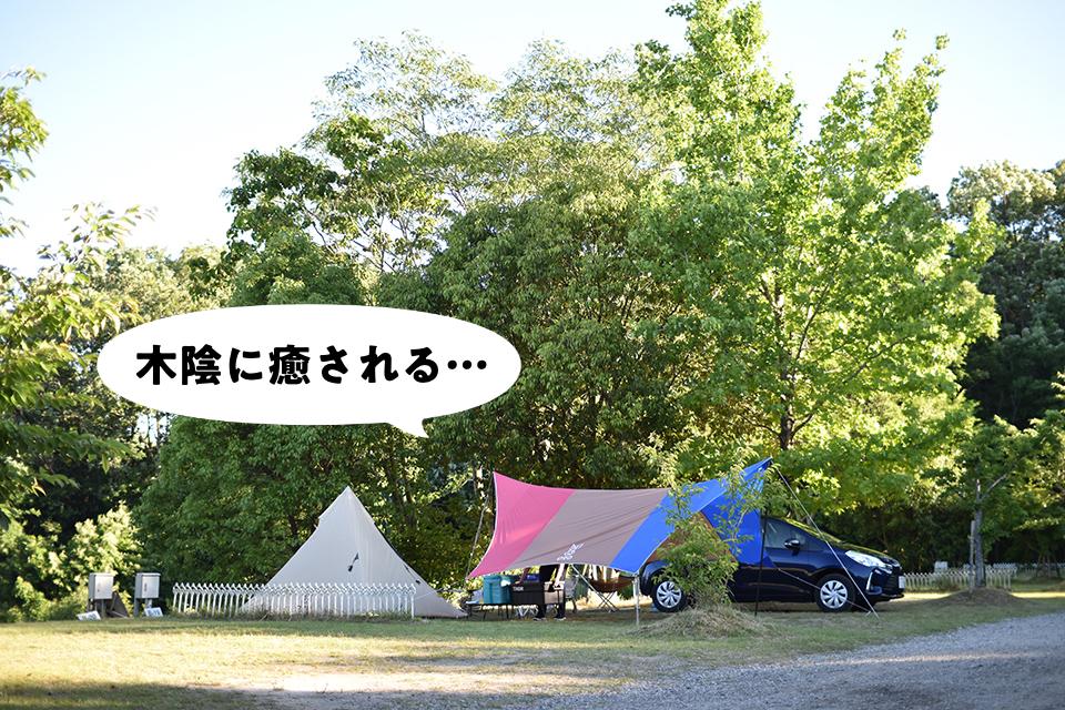 【キャンプレポ】レトロで小さなキャンプ場・モビレージ東条湖